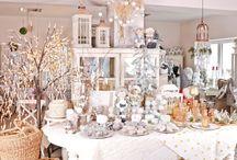 Dekoracje na Boże Narodzenie / dekoracje na choinkę, dekoracja świąteczna stołu, dekoracyjne bombki, dekoracyjne choinki, podświetlane świąteczne drzewka, dekoracyjne świąteczne talerze, lampiony, świąteczne obrusy, dekoracyjne lalki, święta Bożego Narodzenia, artykuły z BelleMaison