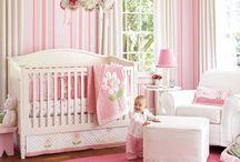 Kız Bebek odası