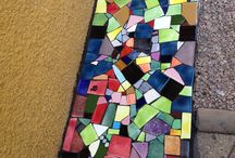 Mosaicos / Azulejos para mosaicos