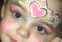 maquillaje carnaval halloween