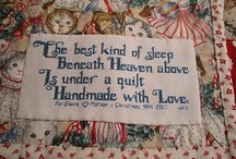 Quilt & Sewing Labels / Inspirations & Ideas