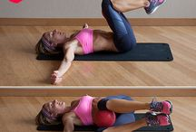 Love handles exercises