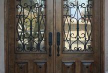 Front door  idea's