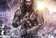 Aquaman / It's a board about Aquaman