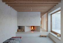 House - Fireplace