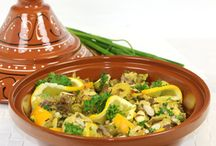 Tagines / Find all kind of tagine cooking pots and recipes.