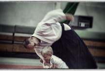 Aikido inspiration / by Stefan Rusev