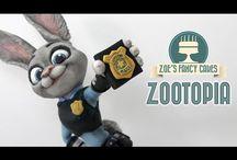 cumple zootopia