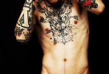 Full color Tatto art