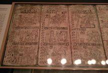 Maya Codex Dresdensis