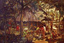 Indonesian Art (13) Cheng Shui / Cheng Shui