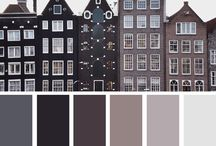 Materials, Colours