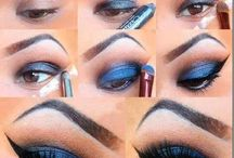 Make-up tutorials - smokey eyes