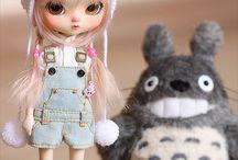 Yeolume / Photos of Yeolume dolls (Pullip's doll daugther).