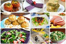 Healthy Summer Eating / Easy, simple and healthy meals for the summer heat!