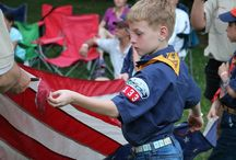 Scouting! / All about Scouting at the Williamsburg KOA
