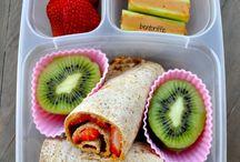 School/Lunchbox ideas