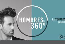 HOMBRES EN 360 - TEMPORADA PRIMAVERA VERANO