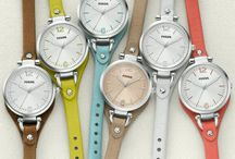Fossil / Contemporary watches