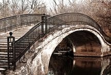 Old and new bridges / by dreaming 58