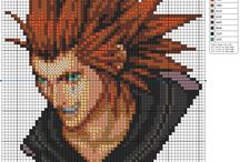 Tricots Kingdom Hearts
