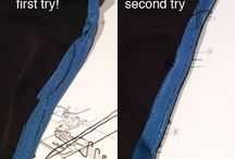 Coverstitch Tutorials / by Lauren Dahl | Selvage Designs | PATTERN WORKSHOP
