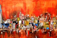 Moroccan art / Moroccan style, Images, art