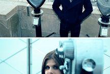 Logan Lerman & Alexandra Daddario
