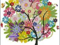árbol mandala