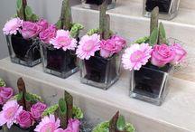 aranžovaní květin