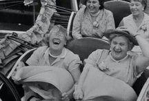 Huumori / Nauru pidentää ikää!