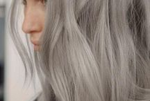 Going Grey / White