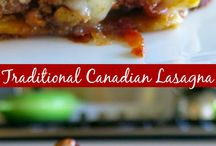 Canadian recipes