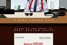 American Psycho.....Patrick Bateman