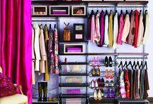 Dream closets / by Stacy Fertig