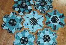 quilt hexagon