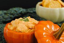 Recipes, pumpkin