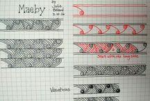 графические танглы