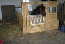 Pony stable ideas