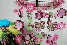 farfalle sospese
