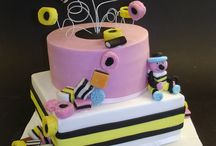 Mum bday cake