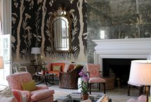 HOUSE Parlor / by Faye Smith