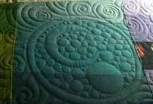 Free Motion Quilting Designs / by Penny
