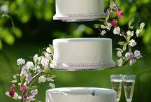 Soportes de tartas loza