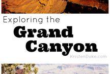 Grand Canyon / by Ashley Linton