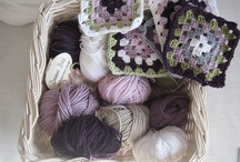Colour combos for ripple blankets / by Julie Ross Lunn