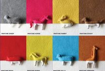 PANTONE / COLORFULL BOARD