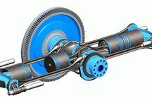 motor liniar