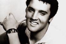 Elvis Presley / by Heather Auch