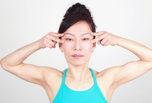 Eyes / Face Yoga poses for the eye area.  Keep your eyes young and bright with the Face Yoga Method